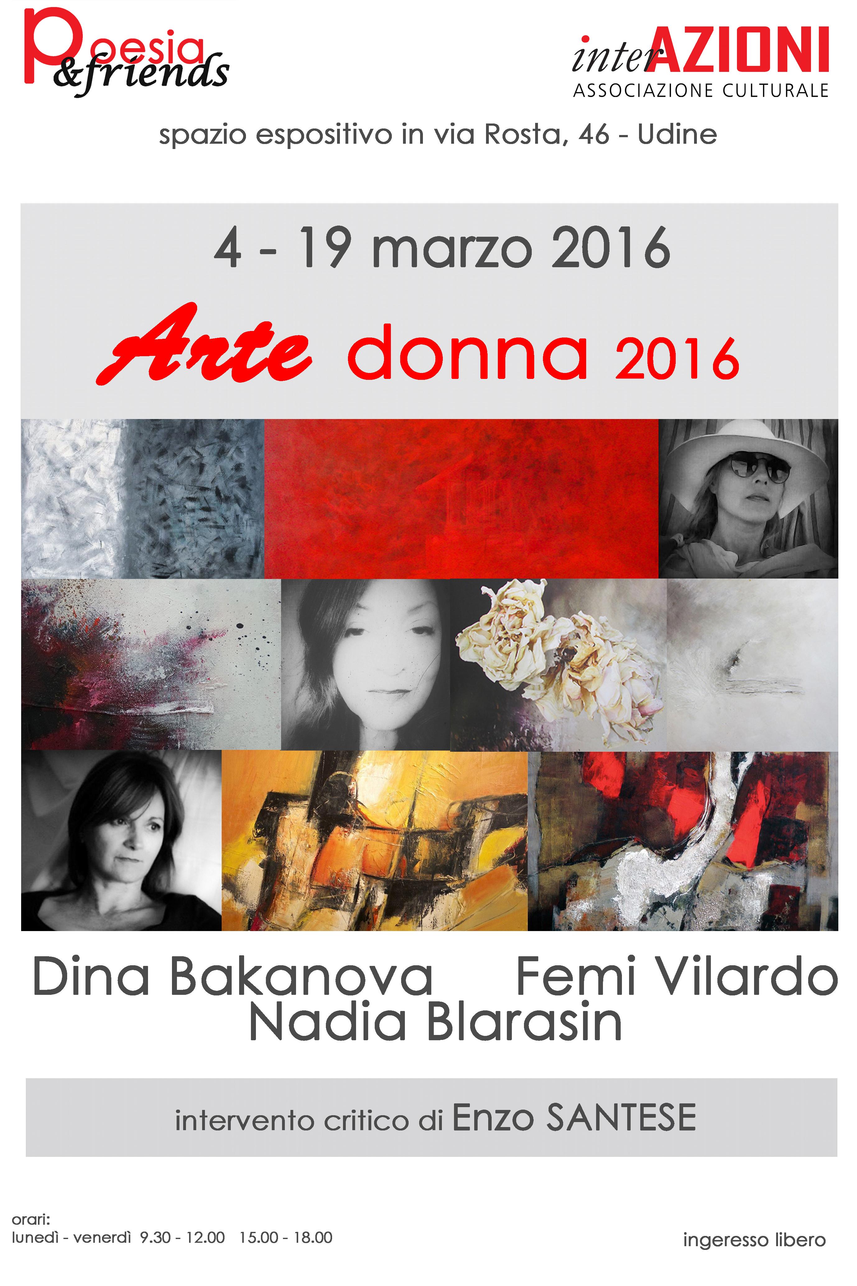 Arte Donna 2016